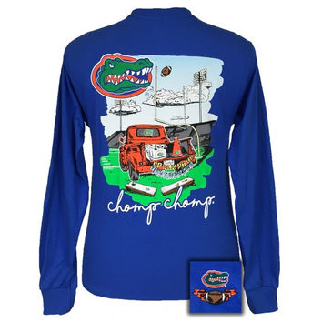 Florida Gators Tailgates & Touchdowns Party Long Sleeve T-Shirt