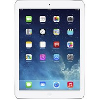 Apple® - iPad® Air with Wi-Fi - 32GB - Silver