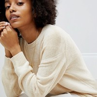 ASOS Oversized Sweater in Chenille at asos.com