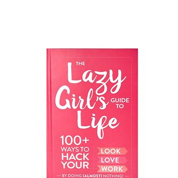 Lazy Girls Guide to Life Book