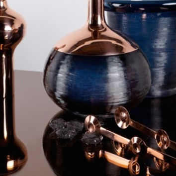 TOM DIXON Plum Ice Bucket