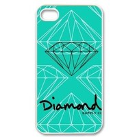diycellphone diamond supply co Iphone 5 case Hard Cases , Design your own Apple Iphone4 protect case sold by choleen