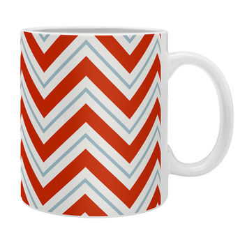 Caroline Okun Peppermint Coffee Mug