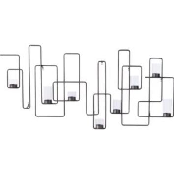 Network Wall-mounted Candle Holder