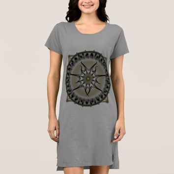 Women's Alternative Apparel Sacred Geometry Dress