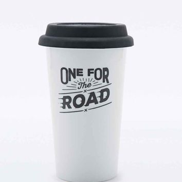 One For The Road Travel Mug - Urban Outfitters