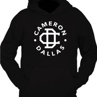 Cameron Dallas Hoodie YouTube Vlogger Viral Music Video Tumlr Unisex Jumper