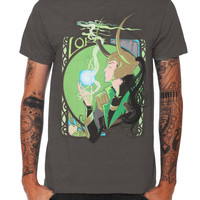 Marvel Universe Loki God Of Mischief T-Shirt | Hot Topic