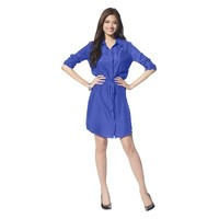 Mossimo® Women's Shirt Dress - Assorted Colors