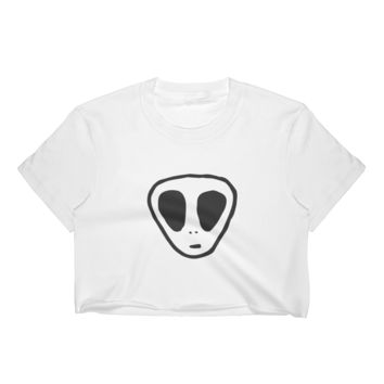 Alien Crop Top Women's Crop Top
