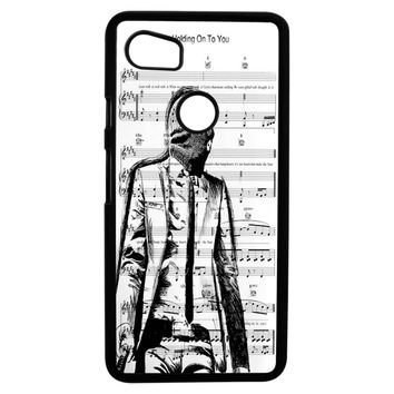 Twenty One Pilots Fan Art Tyler Joseph Google Pixel 2XL Case
