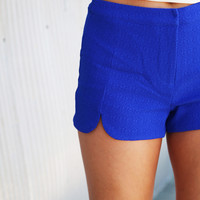 Summer Dreaming Shorts {Cobalt}