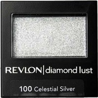 REVLON Diamond Lust Eye Shadow - CELESTIAL SILVER 100