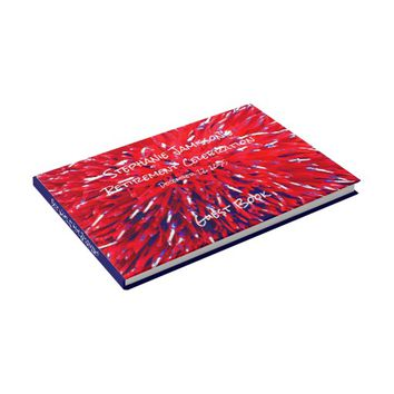 Red White Blue Retirement Party Memory/Guest Book