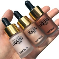 Liquid Glow highlighter and bronzer serum