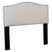 Container Full/Queen Upholstered Headboard You'll Love | Wayfair