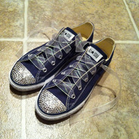 ADULT Bling Chuck Taylor Converse