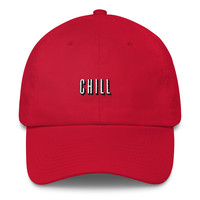 The Netflix & Chill Strapback Dad Hat