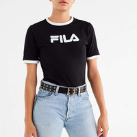 FILA Tionne Cropped Tee | Urban Outfitters