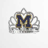 Michigan Wolverines NCAA Crown Tiara