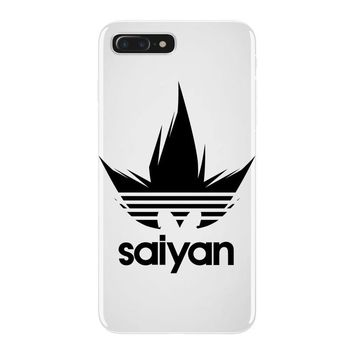 dragon ball z dbz hair iPhone 7 Plus Case