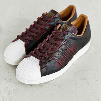 adidas Originals Superstar 80s Sneaker- Copper