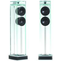 Niagara Diamond Glass Floor Loudspeakers