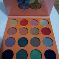 DCCKJN3 Stylish Hot Sale On Sale Hot Deal Make-up Beauty Professional 6-color Eye Shadow Make-up Palette [11552236620]