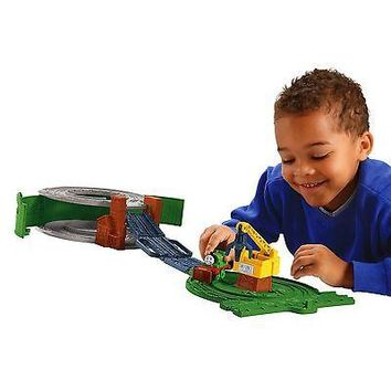Thomas & Friends Fisher-Price Thomas The Train: Take-n-Play Percy at The
