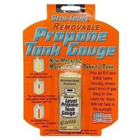 HIC Accu-Level Removable / Magnetic Propane Tank Gauge