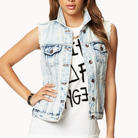 Rodeo Denim Vest
