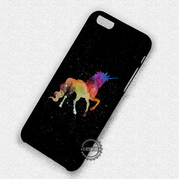 Unicorn Nebula - iPhone 7 6 Plus SE 5 Cases & Covers