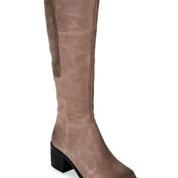 Dark Taupe Italis Tall Boots