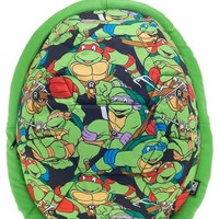 Boy's TMNT Turtle Shell Backpack - Green