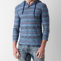Beautiful Giant Maron Henley Hoodie