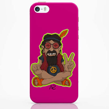 Happy Hippie iPhone 5 / 5S Case