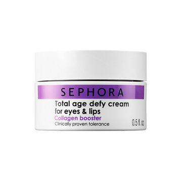 SEPHORA COLLECTION Total Age Defy Cream for Eyes & Lips - JCPenney