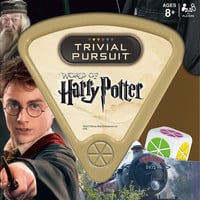 World of Harry Potter Trivial Pursuit Game