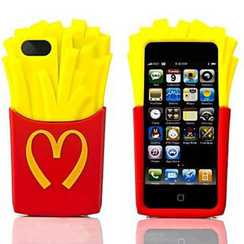 French Fries 3D Phone Case