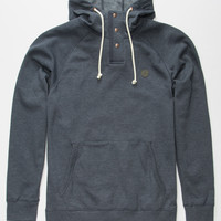 Volcom Pulli Mens Hoodie Navy  In Sizes