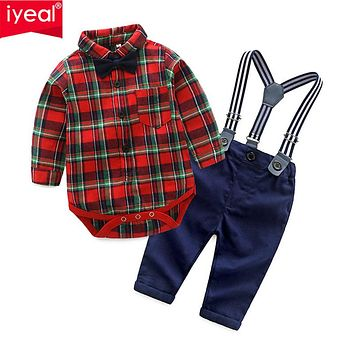 Baby Toddler Kids Boys Clothes Shirts Tops + Pants Outfits Infant  Newborn Bodysuit for Birthday Party Baby Boy Clothes