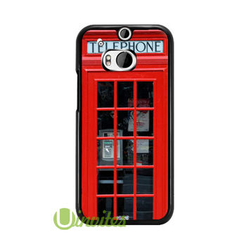 Vintage British Red Telephone Bo  Phone Cases for iPhone 4/4s, 5/5s, 5c, 6, 6 plus, Samsung Galaxy S3, S4, S5, S6, iPod 4, 5, HTC One M7, HTC One M8, HTC One X