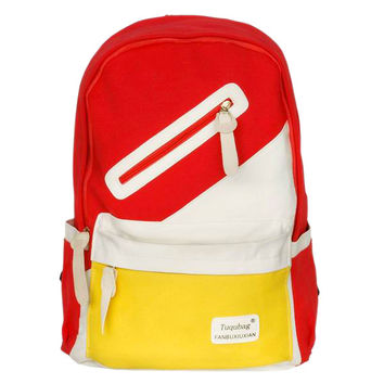 Every Breath You Take Camping Backpack/ Outdoor Daypack/ School Backpack