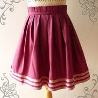 Amor Vintage Inspired 1965'S Inspired Raspberry by Amordress