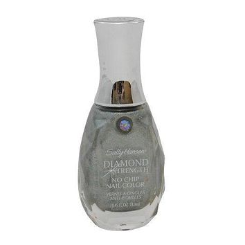 Sally Hansen Diamond Strength Nail Colour 13.3ml-170 Bride to Be by Sally Hansen