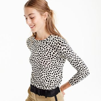 Tippi sweater in cat print