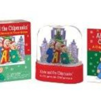 Alvin and the Chipmunks: A Chipmunk Christmas Snowglobe