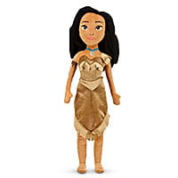 Pocahontas Plush Doll - Medium - 19''