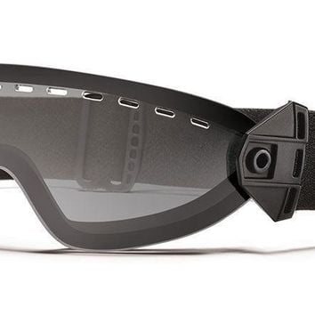 Smith - Boogie Soep Black Snow Goggles / Gray Lenses
