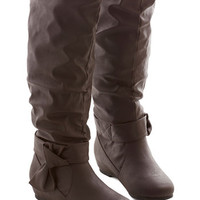ModCloth Pumpkin Spice Up Your Life Boot